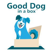 Good Dog in a Box reward based dog training products